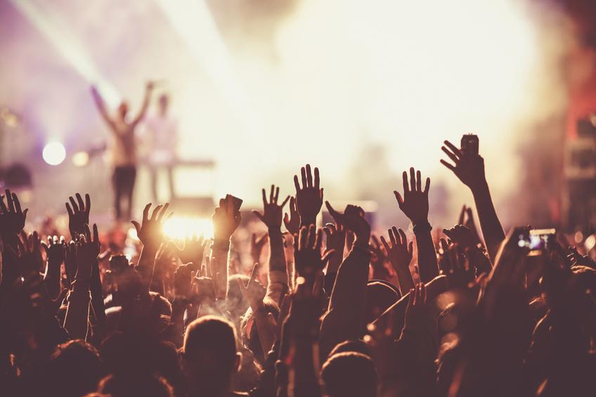 hudebni festival