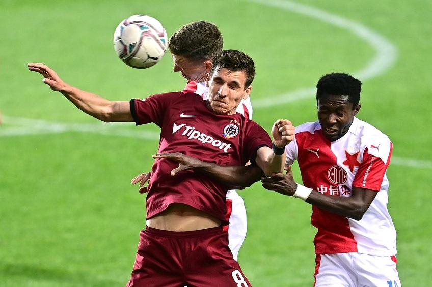 Derby Slavia Sparta