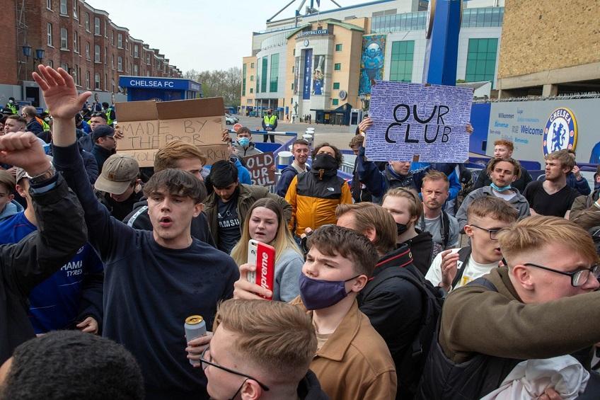 Protest superliga