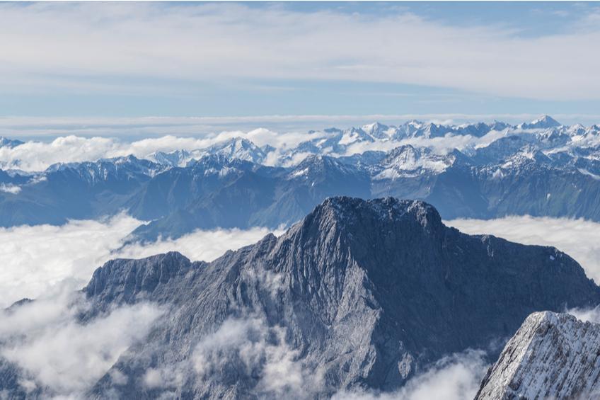 nemecko hory