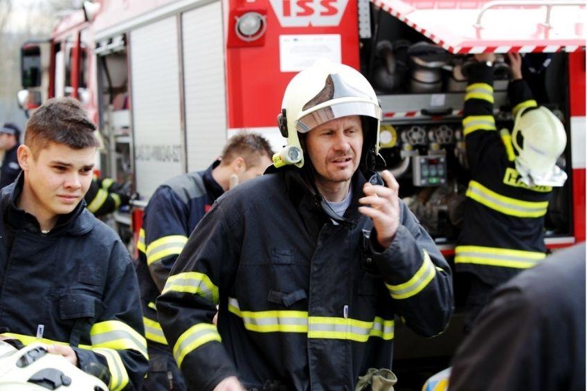 hasici zachrana