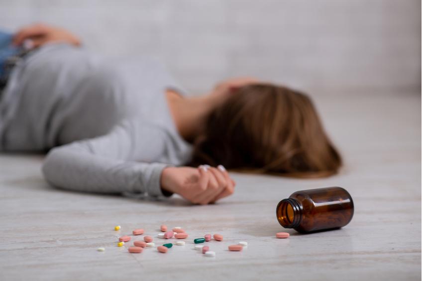 sebevrazda prasky