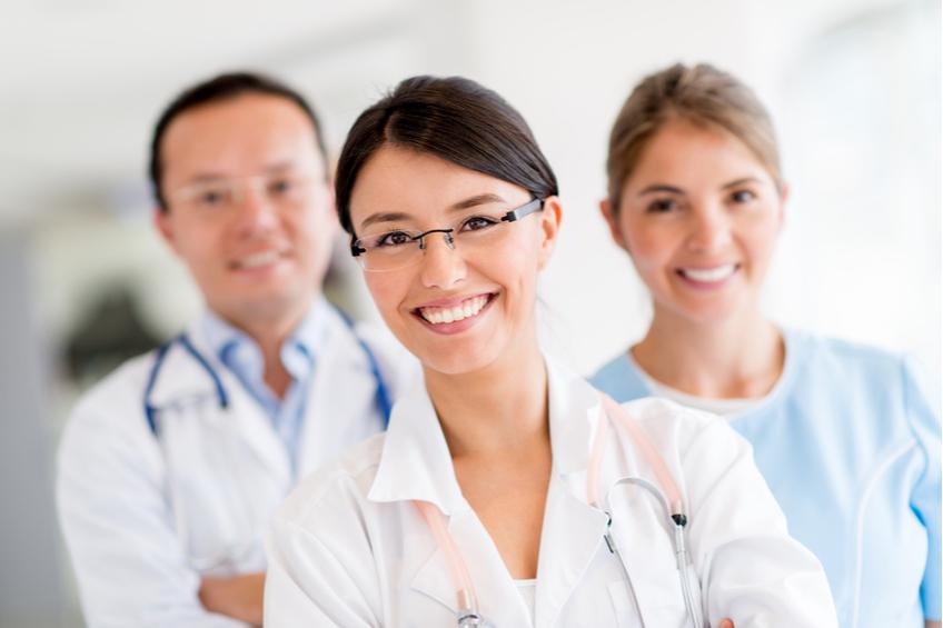 Stastni doktori