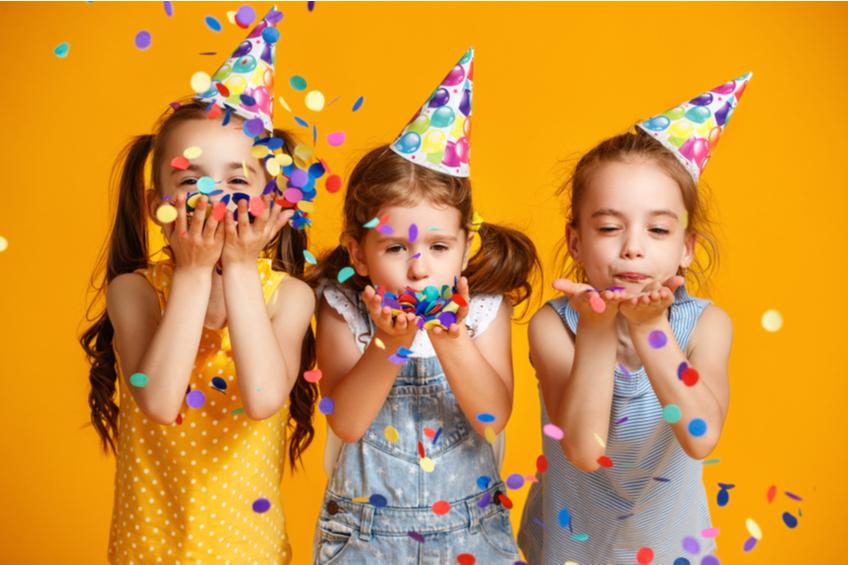 deti oslava narozenin