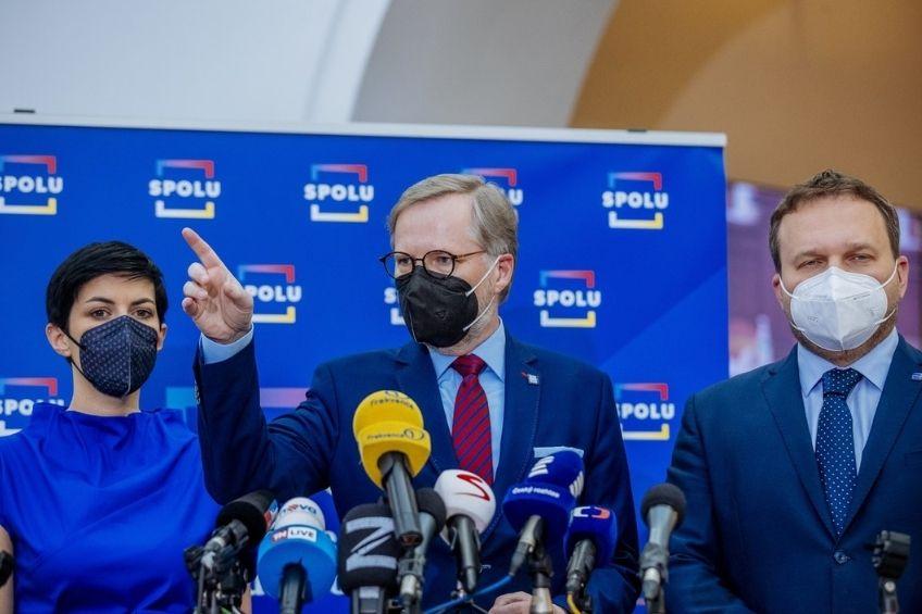 volby koalice